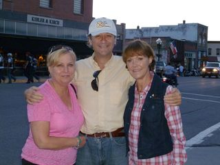 Pam, Dr. Fasano and Deb - Red Lodge 2