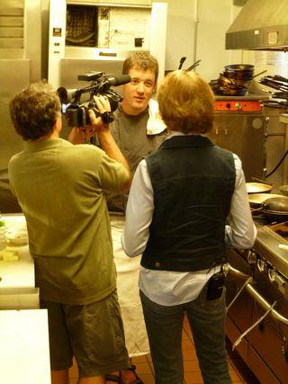 Matt in kitchen