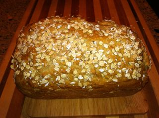 Toasted Oat bread 2