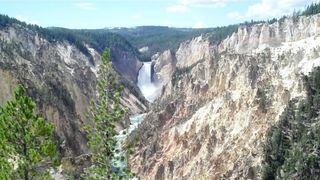 Grand Canyon of the Yellowstone 0 00 00-01